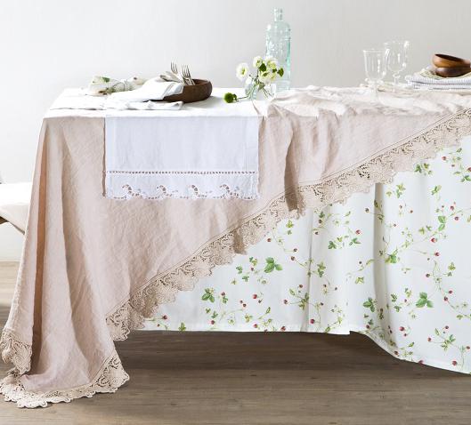 lavagem toalha de mesa